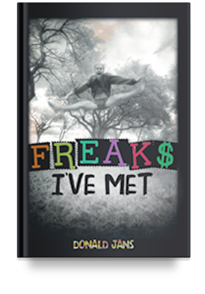 Freaks Ive Met The Book