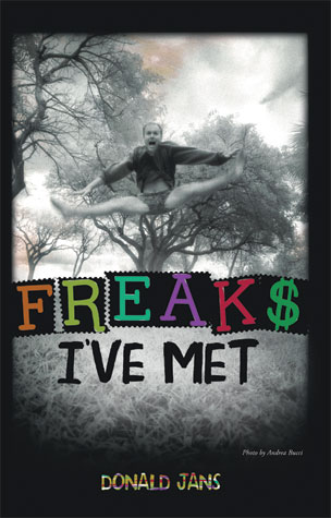 """Freaks I've Met"" Reading/Q&A, Aunties, Spokane, 10/24 7pm!"